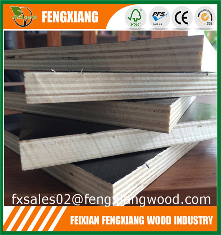 Boiling Water Resistant Film Faced Scaffolding Plywood